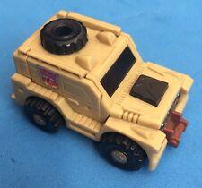-- G1 Transformers - Autobot Minibot - Outback - Takara Hasbro --