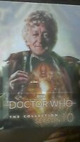 Doctor Who: The Collection - Season 10 (Ltd Ed. Box Set) [Blu-ray] Series 10 TEN