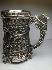 Armenian Historical Silver Mug TIGRAN THE GREAT