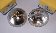 "PAIR SEALED BEAM headlamp / headlight unit 4 1/2"" for LEYLAND FORD CASE Tractors"