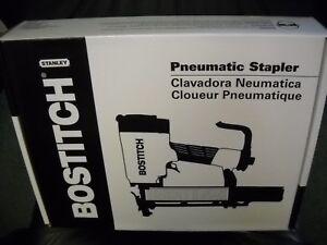 "Bostitch Industrial 651S5 16 GA 7/16"" x 2"" Construction Stapler NEW Medium Crown"