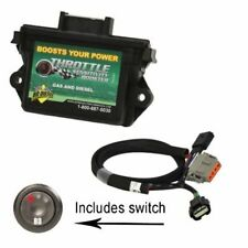 THROTTLE SENSITIVITY BOOSTER FOR 07-16 DODGE RAM CUMMINS 6.7L WITH SWITCH