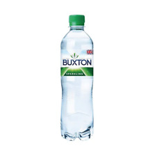 Buxton Sparkling Mineral Water 500ml (Pack of 24)