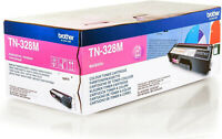 Original Brother TN-328M Magenta DCP-9270CDN HL-4570 4570CDWT MFC-9970C A-Ware