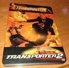 !!! TRANSPORTERr 1 + 2 [DVD] - STEELBOOK EDICIÓN COLECCIONISTA !!!