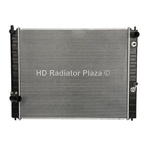 Radiator For 09-12 Infiniti GX35 09-13 FX50 FX37 14-15 QX70 V6 3.5L 3.7L V8 5.0L