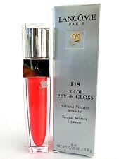 Lancome Color Fever Gloss 5,8g  Vibrant Lipshine  nr. 118 Saturday Red