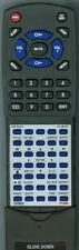 Replacement Remote for Sylvania SDVD9805C, SDVD9805-C