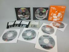 Lot - Microsoft Windows NT, Workstation, Service Pack 3, 2002 Works Suite, & key