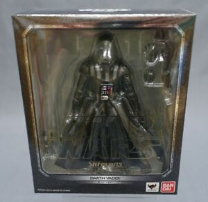 S.H. Figuarts Darth Vader Vador Star Wars Episode 6 Bandai (USED VERY GOOD)***