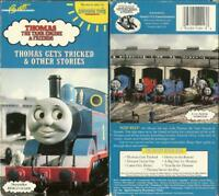 Rare Vintage Thomas Train Tank  Engine  Gets Tricked Ringo Starr VHS video