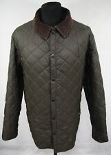 BARBOUR LIDDESDALE MENS QUILTED JACKET size XL