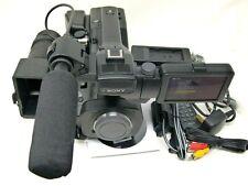 Sony NXCAM EA50E Professional Full HD Videocamera SOLO CORPO-USATO