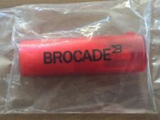 Retractable Brush for keyboard, car, home Brocade Promotional item - Red