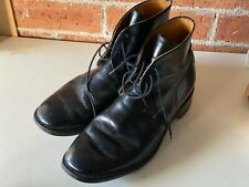 Jeffery West Size 10 (UK) Black Boots