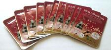 10pcs malie Korean  RED GINSENG Ultra Hydrating Essence Facial Mask Sheet