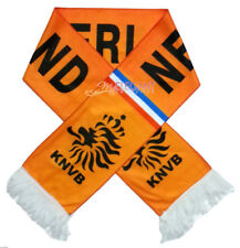 Echarpe Scarf Unisexe Football Mode Nation Netherlands NL World Cup Scarve