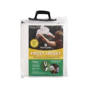 Master Gardner Company Plant Frost Jacket, 4 x 4-Ft.