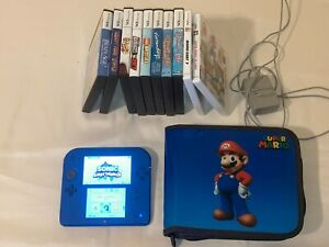 3DS lot 11 Games Sonic Mario Lego Mario Kart