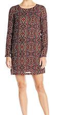 prAna Cece Lined Dress Paisley Mahogany Color New With Tags Size XS & Medium