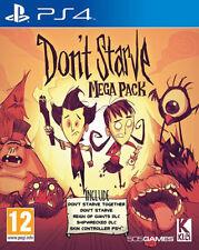 Don't Starve Megapack PS4 Playstation 4 505 GAMES