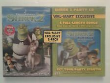 Shrek 2 with Party CD