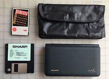 *RARE* SHARP ZAURUS  ZR-5000 PDA  Personal Organizer *ORIGINAL STYLIS* Vintage