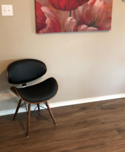 Living Cassie Dining Chair in Black