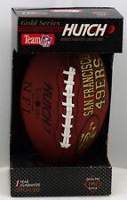 Hutch  NFL Football Gold Series San Francisco 49ERS