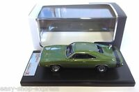 Dodge Charger 500 1970 - verte 1:43 PREMIUM X IXO VOITURE RESINE PRD390