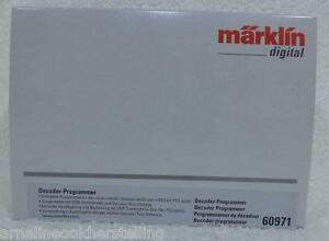 Marklin 60971 Marklin Decoder USB programmer DIGITAAL mfx DCC MM1 MSD/3 MLD/3