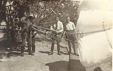 Seconde Guerre Mondiale Allemand Rp- Luftwaffe- Soldat- Parachute Training-