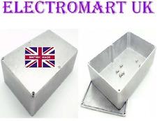 Proyecto de electrónica de fundición de aluminio Caja Caja 188 X 120 X 82MM