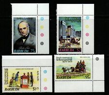 "Barbuda 1979 ""Rowland Hill"" (1st issue) set) of to $2 sg447/505 u/m/m."