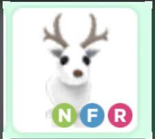 Roblox - Adopt me - FNR Neon Legendary Artic Reindeer