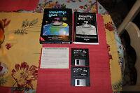 Vintage Swamp Gas Video Game-1991-Apple Mac Macintosh-Inline Design-2 Diskettes