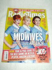 July Radiotimes Weekly Magazines