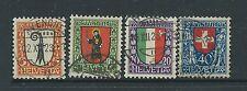 SWITZERLAND PRO JUVENTUTE 1923 SET CAT GB£85