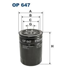 Ölfilter - Filtron OP647
