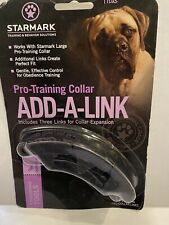 StarMark Pro-Training Collar Expansion Add-A-Link Large 3 Links