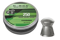 Norica Hammer  Air Gun Pellets .22/5.50mm qty 250 Free P&P