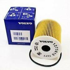 GENUINE VOLVO OIL FILTER PETROL V70 S60 S80 V40 S40 C70 - NEW - 1275810