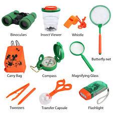 12-in-1 Adventure Kit for Kids - Outdoor Explorer Kit Outside Toys Set for Child