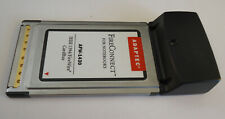 Adaptec Afw-1430 Firewire 400 Pcmcia Card 2053200 - 3 x Ieee 1394