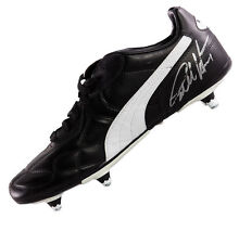 H Surname Initial Signed Football Boots