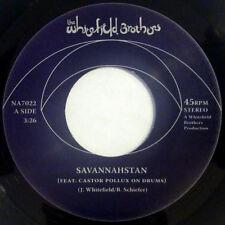 "The Whitefield Brothers - 'Savannahstan/ Serengeti Bonus Beat' (7"" Vinyl)"