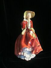 Royal Doulton Figurine - Vintage TOP O' THE HILL-  DIANA  - HN 1834