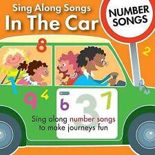 Sing Along Songs in the Car - Number Songs by CYP Ltd (CD-Audio, 2012)