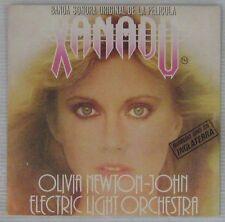 Xanadu 45 tours Olivia Newton-John Electric Light Orchestra 1980 Espagne