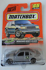 MATCHBOX MERCEDES-BENZ E CLASS #65 SCIENCE FICTION
